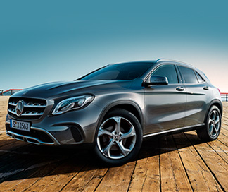 Oferta GLA 180 con Mercedes-Benz Alternative Lease