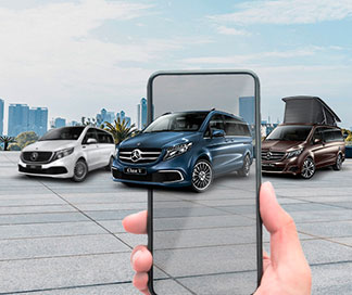 Ofertas de Stock Mercedes-Benz