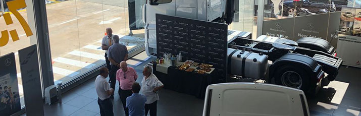 Roadshow Autolica Mercedes-Benz