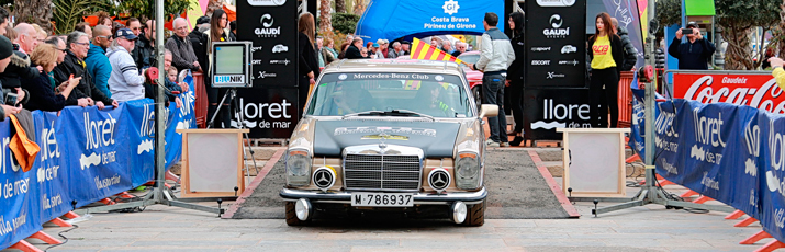Mercedes Quadis Classic Team 2016
