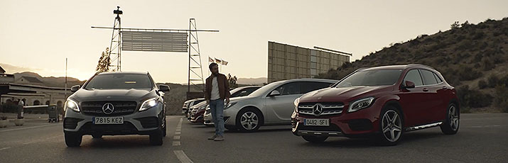 Mercedes-Benz Certified vídeo
