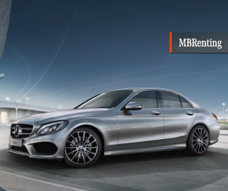 Mercedes Clase C 220d Berlina con MBRenting